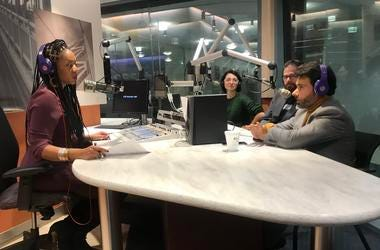 This week's panel includes Penn professor Ioana Marinescu, Evan Kasoff, president of Temple University Graduate Student Association and conservative talk show host Dean Malik.