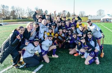 WCU field hockey