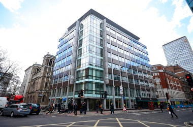 The offices of Cambridge Analytica in central London