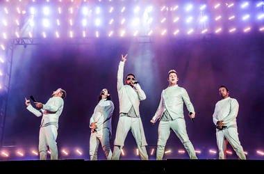 The Backstreet Boys have a new single.