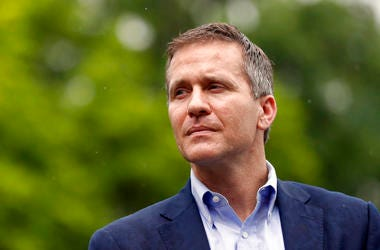 Missouri Gov. Eric Greitens announced his resignation after a scandal involving an affair with his former hairdresser led to a broader investigation by prosecutors and state legislators.