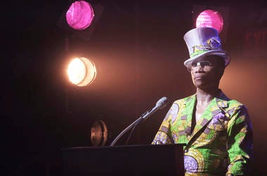 "This image released by FX shows Billy Porter in a scene from ""Pose."""