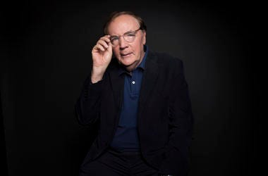 Author James Patterson poses for a portrait in New York on Aug. 30, 2016.