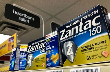Heartburn medication