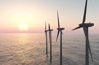 Offshore wind energy.