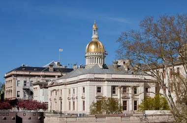 New Jersey capitol.
