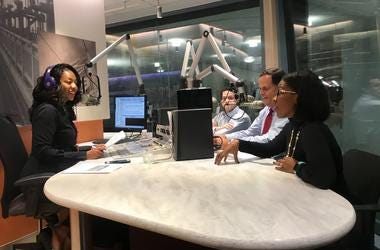 Jasmine Sessoms, founder of She Can Win, joins David Thornburgh, President and CEO of Committee of Seventy and Nick Field, a journalist covering politics and culture, to discuss the 2019 general election.