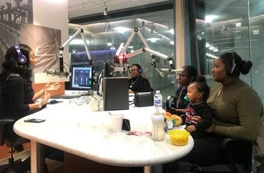 This week's panel includes Samia Bristow of Maternity Care Coalition, Jatolla Davis, midwife and certified nurse with Jefferson Health, Saleemah McNeil, CEO of Oshun Family Center, and Janayah Davis, who survived a near-death experience during childbirth.