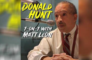 Donald Hunt at KYW Newsradio.