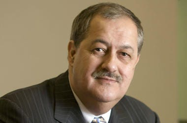 Don Blankenship is a Republican candidate for West Virginia's U.S. Senate