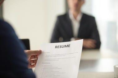 job interview / resume