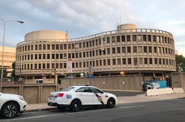 Philadelphia Police headquarters
