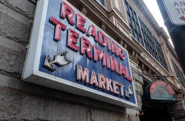 Reading Terminal Market.