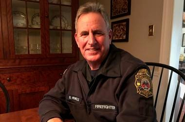 Bud Henkels has been a volunteer firefighter for 40 years, and he teaches at fire academies in Montgomery County and Philadelphia.