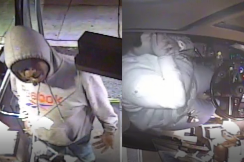 Video: Officials searching for man who punched SEPTA bus driver on New Year's Eve