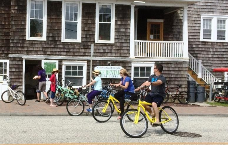 Cape May Bike Rental