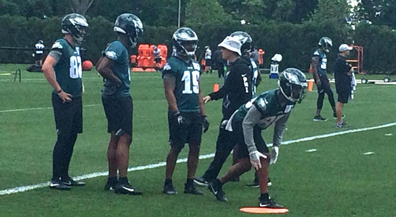 Eagles rookies