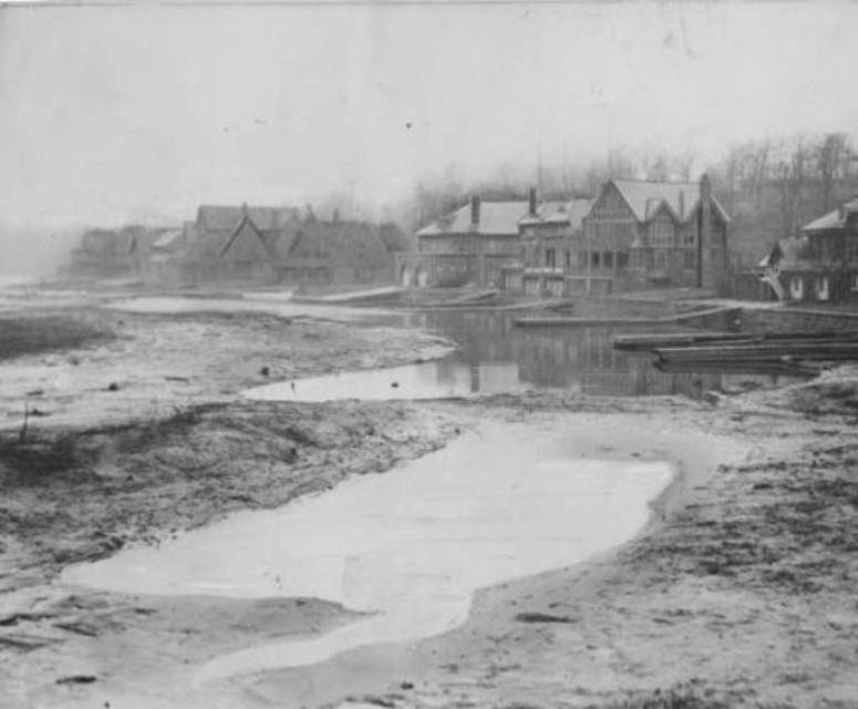 Boathouse Row, 1934