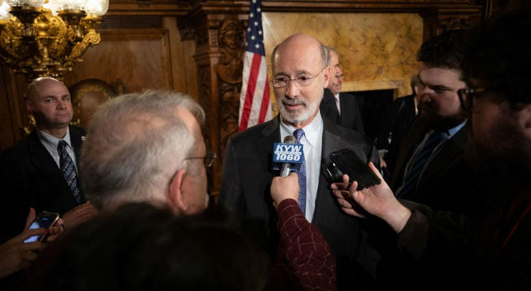 Gov. Tom Wolf has announced another round of grants to Pennsylvania colleges and universities to combat campus sexual assault.