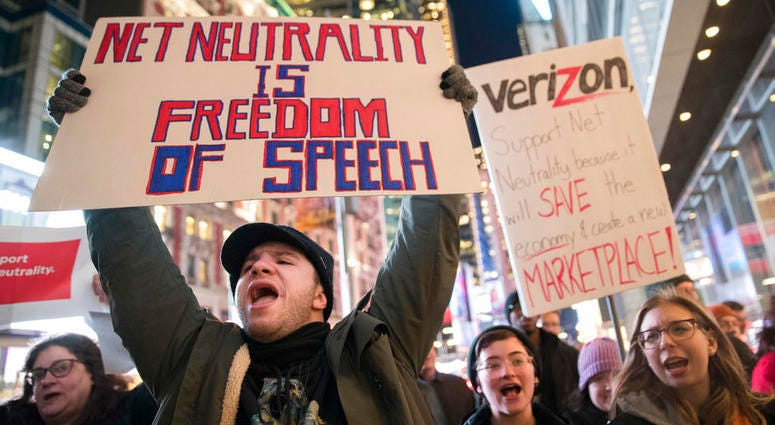 Consumers aren't likely to see immediate changes following Monday, June 11, 2018 formal repeal of Obama-era internet rules that had ensured equal treatment for all.