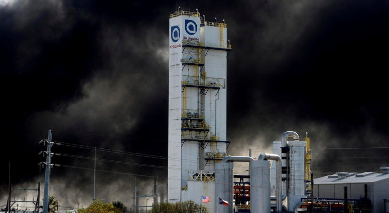 TPC plant explosion