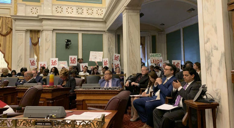 Advocates wait for Philadelphia City Council to pass a long-awaited bill that will require all rental properties in the city to be certified lead-safe by April 2022.