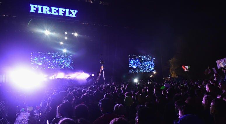 Firefly Festival 2016