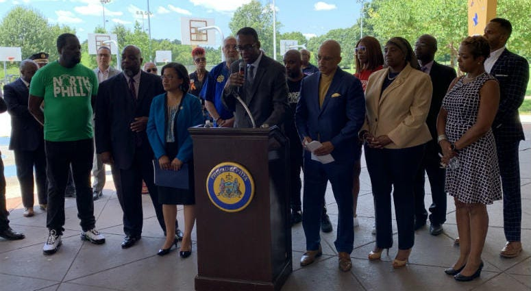City Council President Darrell Clarke says he'll take another crack at a bill that would prohibit guns at parks and rec centers. KYW's City Hall bureau chief Pat Loeb reports that, this time, he's enlisted the help of state legislators.