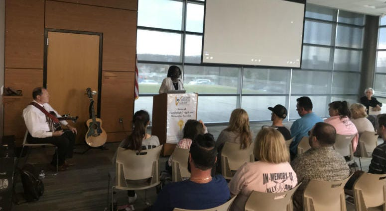 It's National Crime Victims' Rights Week, and in Montgomery County, officials are using it to help people who've lost loved ones due to violent crimes.