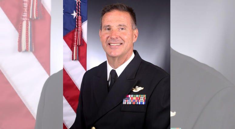 Commander Joseph Coffey