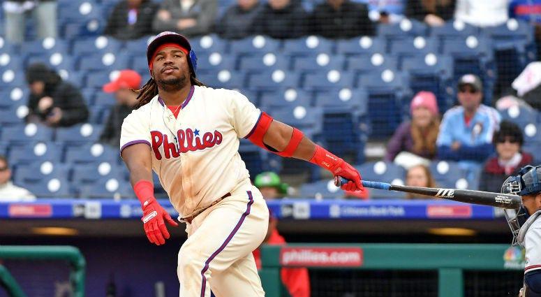 Philadelphia Phillies third baseman Maikel Franco