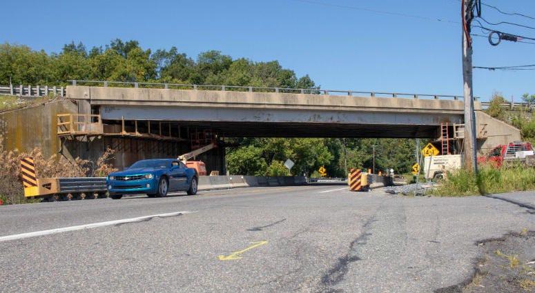 Route 309 bridge.