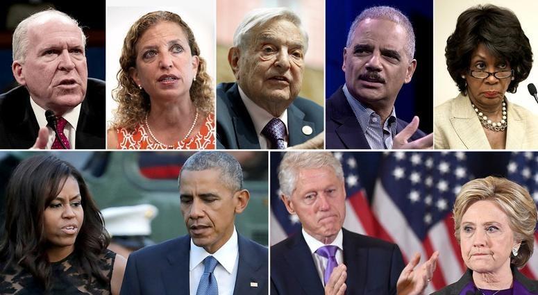 Top Democrats Targeted