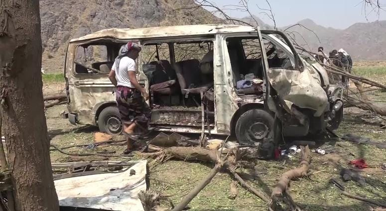 Yemen's Saudi-backed government confirmed it will participate in United Nations-sponsored peace talks in Sweden, the country's official news agency reported Monday.