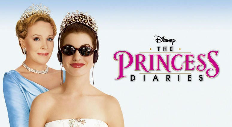 """Anne Hathaway is on board for """"Princess Diaries 3."""""""