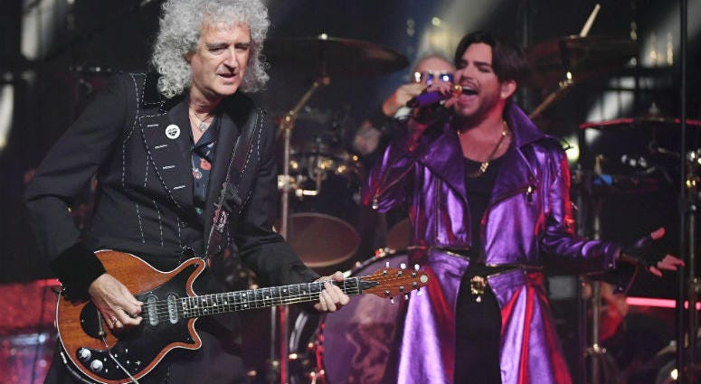 """The Academy said on Monday that Queen, the band at the center of best picture nominee """"Bohemian Rhapsody,"""" is set to perform on the host-less telecast."""