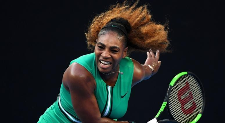 A widely criticized Australian newspaper cartoon showing tennis legend Serena Williams jumping up and down next to a broken racket and a pacifier which she had spat out was not racist, according to the country's media watchdog.
