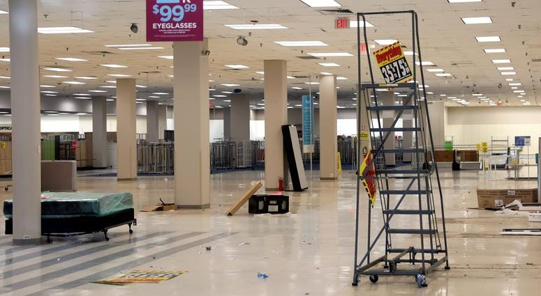 The remains of defunct Sears Holdings is suing Eddie Lampert, the man who was its previous CEO and primary shareholder, alleging he improperly stripped the company of assets as it hurdled toward bankruptcy.