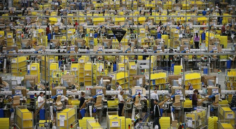 Amazon wants to turn its famous two-day delivery into just one-day on most Prime orders. But can warehouse workers handle it?