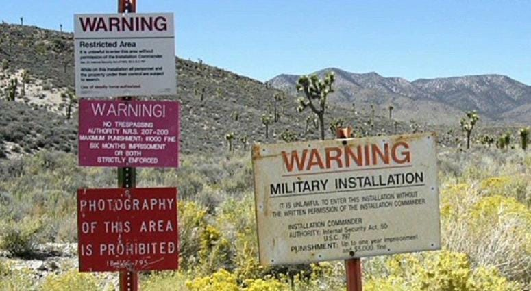 Over one million people have signed up to a joke Facebook event, calling on users to meet at Area 51, the US Air Force base in Nevada that's long been a source of alien conspiracy theories, in September.