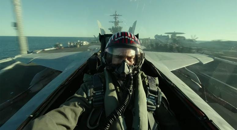 "The trailer for ""Top Gun: Maverick,"" the long-awaited sequel to the 1986 hit movie that helped solidify star Tom Cruise's heartthrob appeal, is ready to fly."