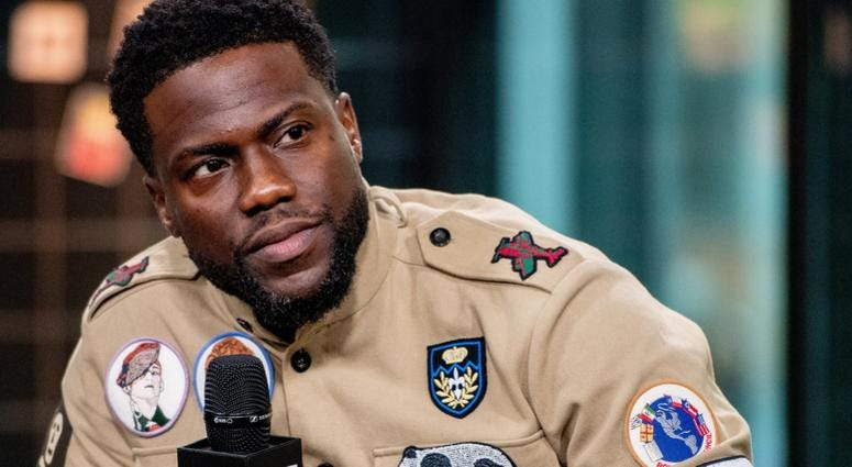 Actor-comedian Kevin Hart and two others were involved in a car crash in Calabasas, California early Sunday, according to a California Highway Patrol incident report obtained by CNN.