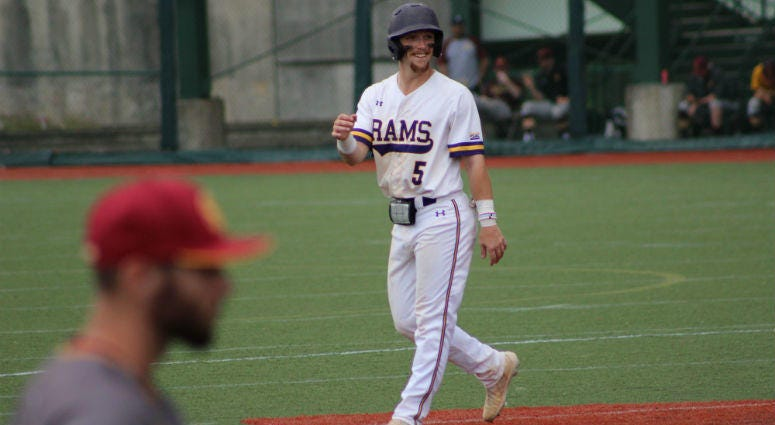 After a standout career at West Chester University, infielder Nick Ward was drafted by the Oakland A's last week in the 34th round.