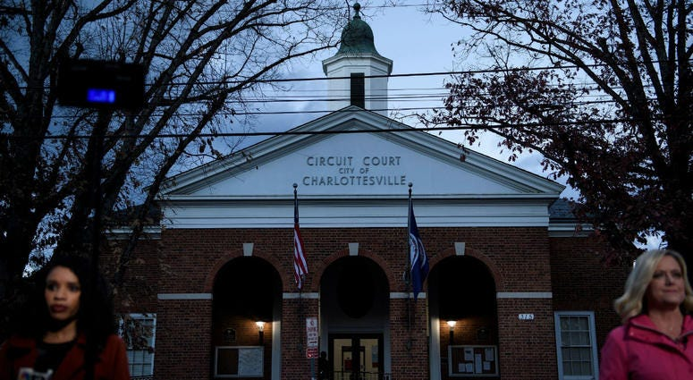 Charlottesville Courthouse