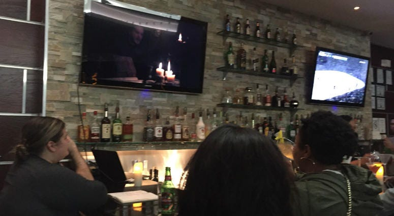 """Fans gather at Le Viet restaurant in south Philadelphia to watch the premiere of the final season of """"Game of Thrones."""""""