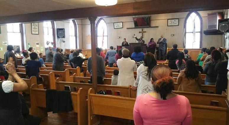 New Kingdom Baptist Church