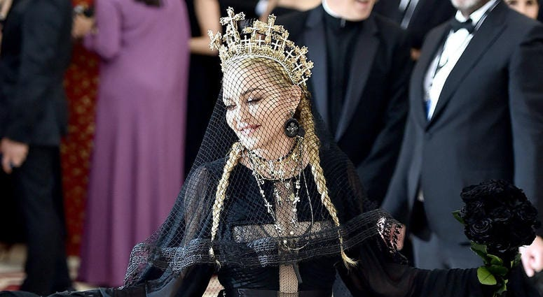 """Madonna has announced her newest project, a record she has titled """"Madame X."""""""