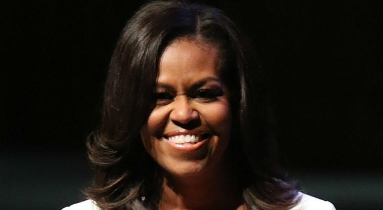 File photo dated 03/12/18 of Michelle Obama