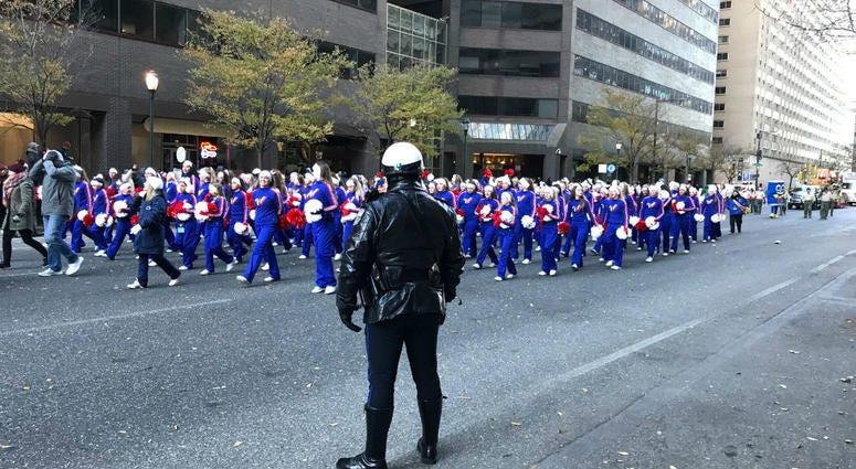 2018 Thanksgiving Day Parade
