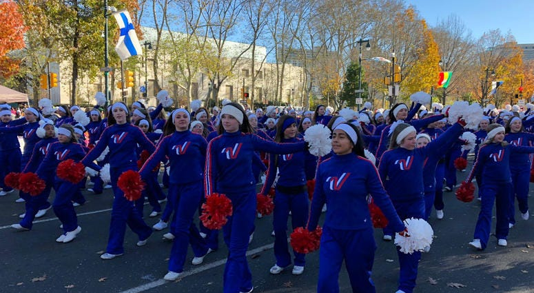 2018 Philadelphia Thanksgiving Day Parade
